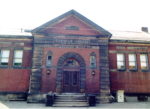 Hazelwood Branch of The Carnegie Library of Pittsburgh