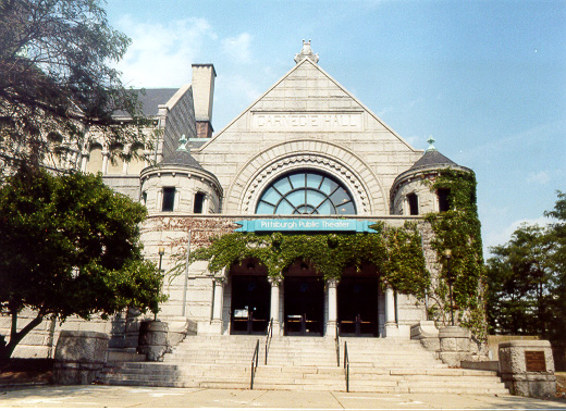 History: Andrew Carnegie and Carnegie Libraries